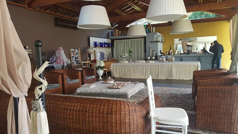 Location per eventi - Grigliata per matrimoni