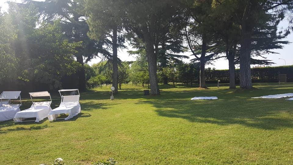 Location per eventi - Wedding Barbecue